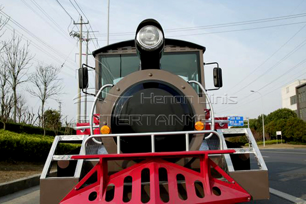 Amusement Park Railroad Trackless for Sale in Dinis