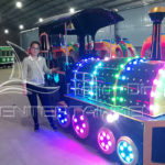 Trackless Mall Train Business