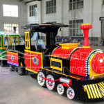 Fun Train Rides for Kids