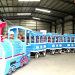 Kids Outdoor Train