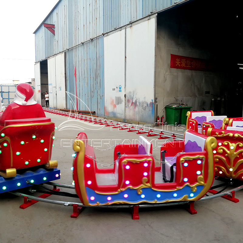 Christmas Electric Train Sets for Sale in Dinis