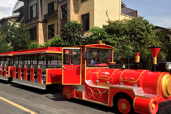 Dinis Amusement Tourist Trains for Sale