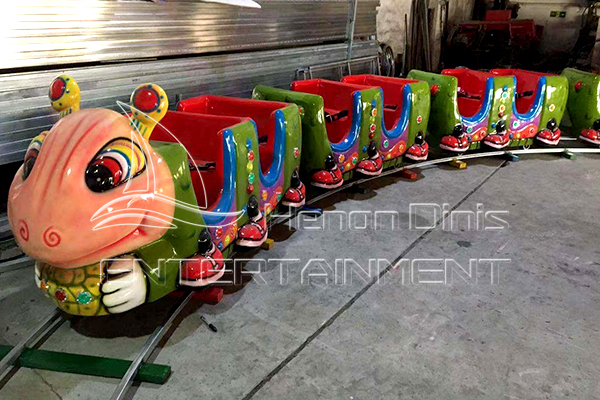 Dinis Brand Small Ant Track Train Rides