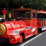 Electric Tourist Train