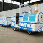 Trackless Kiddie Train