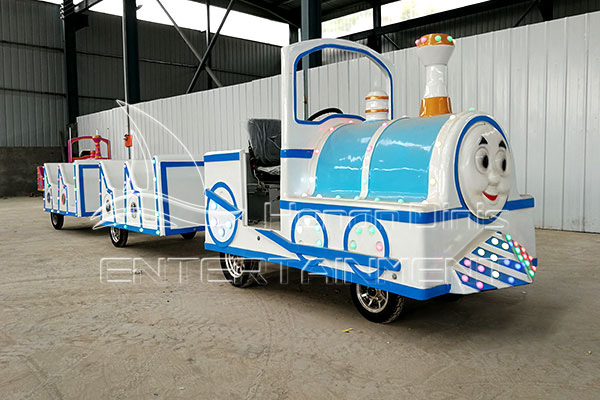 Dinis Hot Thomas Trackless Kid Train Rides