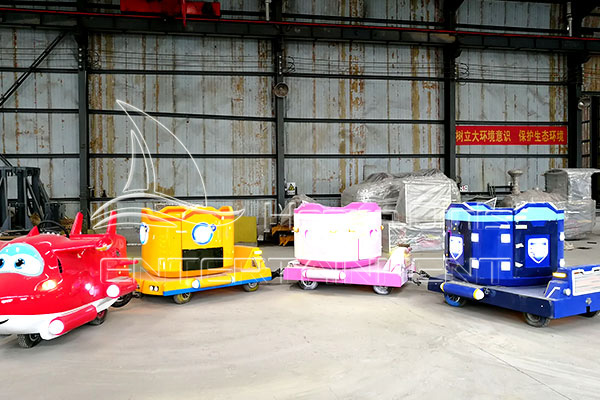 Dinis Kid Small Trackless Train Rides for Sale