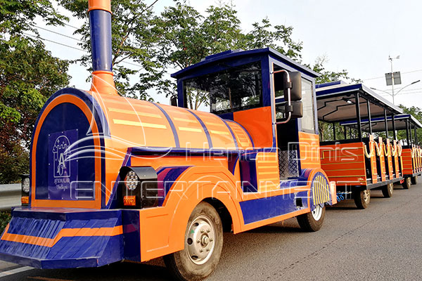 Hot Carnival Electric Train Rides for Sale