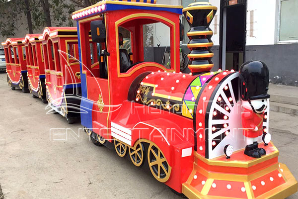 Hot Selling Vintage Electric Trains for Adults