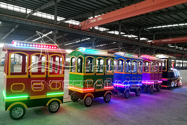 Indoor Electric Trains for Adults