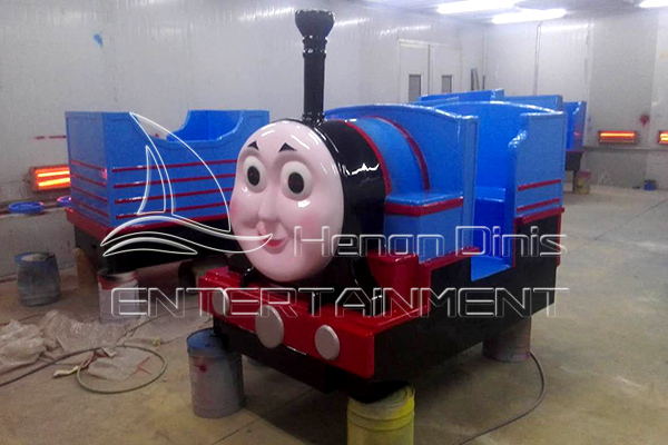 Mini Thomas Track Train Ride for Sale in Dinis