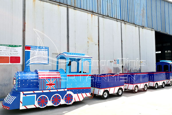 Mini Track Train Train Rides for Sale