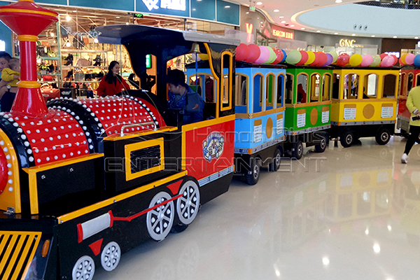 New Thomas Trackless Train Rides for Sale