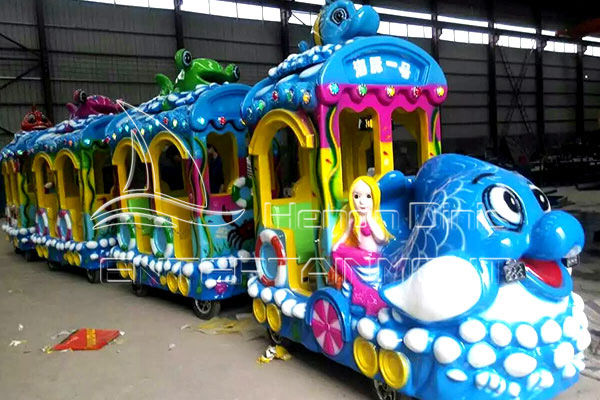 Ocean Kids Mall Train for Sale in Dinis