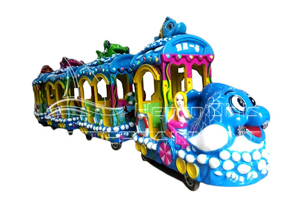 Ocean Kids Outdoor Trains Are Available in Dinis