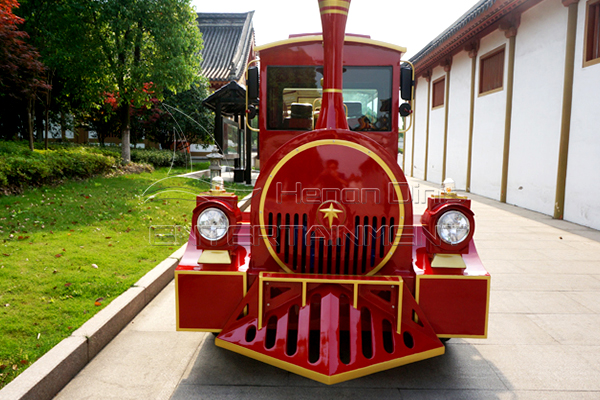 Romantic Fun Train Rides for Kids Available in Dinis