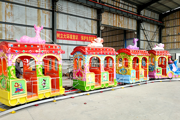 Small Electric Track Garden Trains for Sale