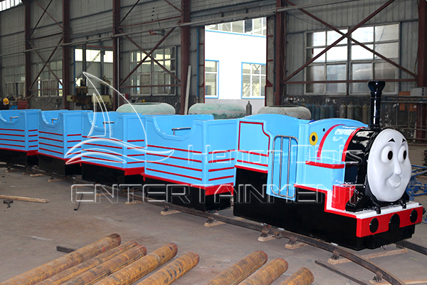 Thomas Park Train Fun Ride is Available in Dinis