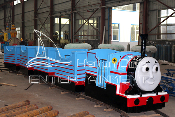Thomas Track Train Ride Is Available in Dinis