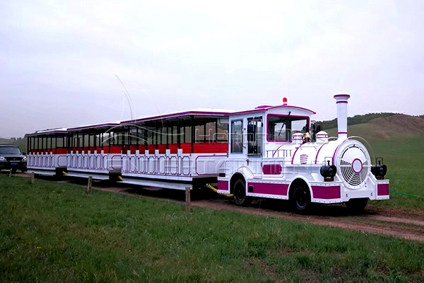 Tourist Electric Trackless Train Rides for Sale