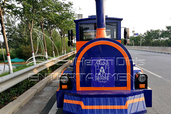 Trackless Kids Mall Train Rides for Sale