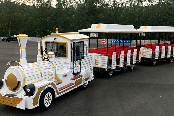 Trackless Train Rides for Sale in Dinis